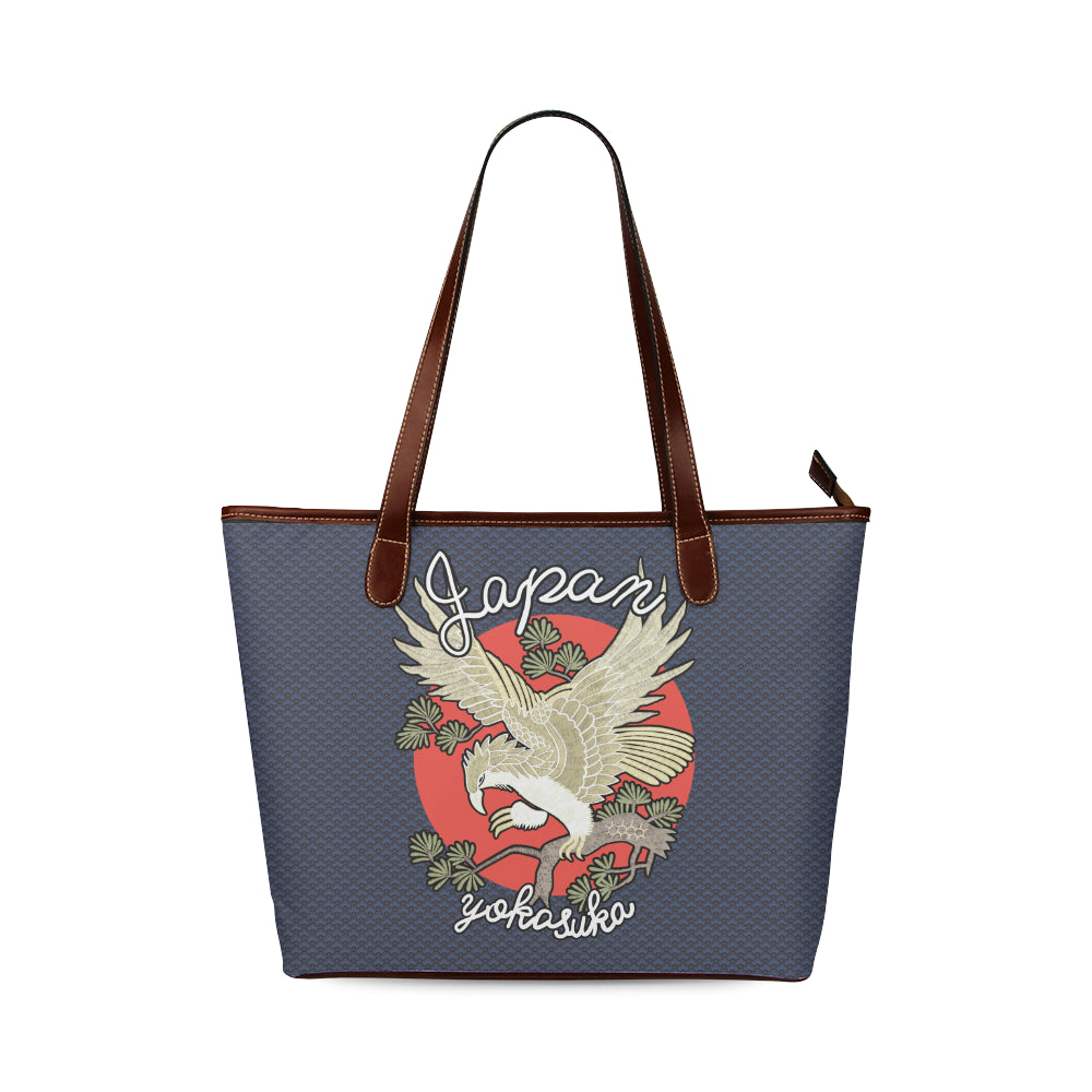 Japan Yokasuka - Shoulder Tote Bag