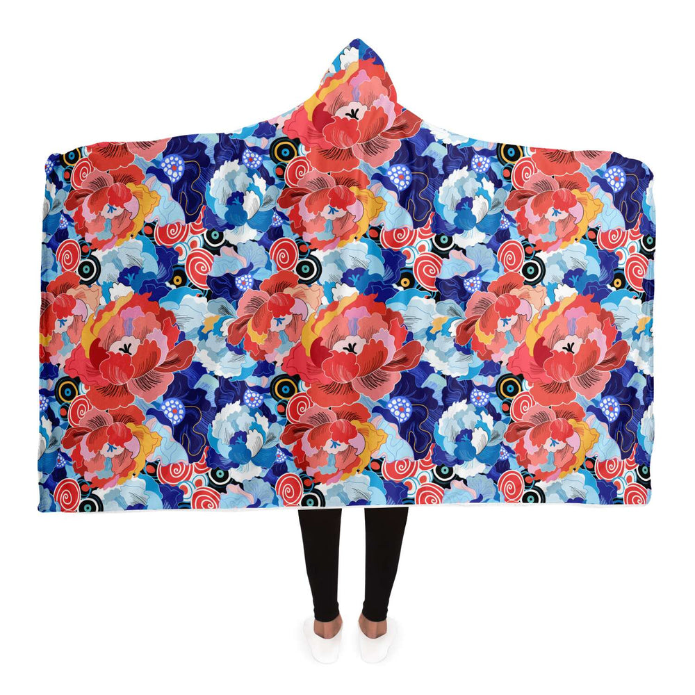 Japan (16) - Hooded Blanket