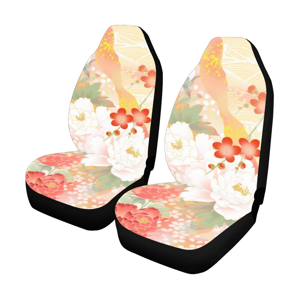 Japan (6) - Car Seat Covers (Set of 2)