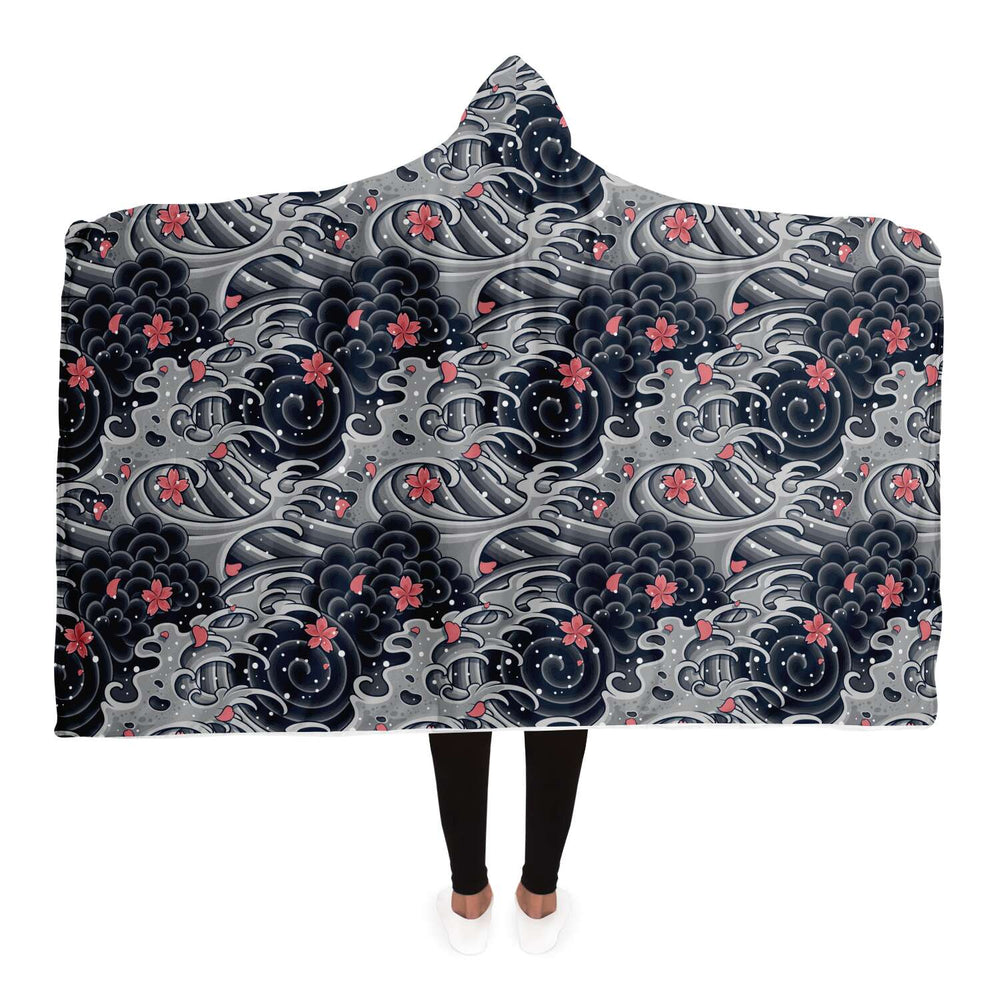 Japan (71) - Hooded Blanket