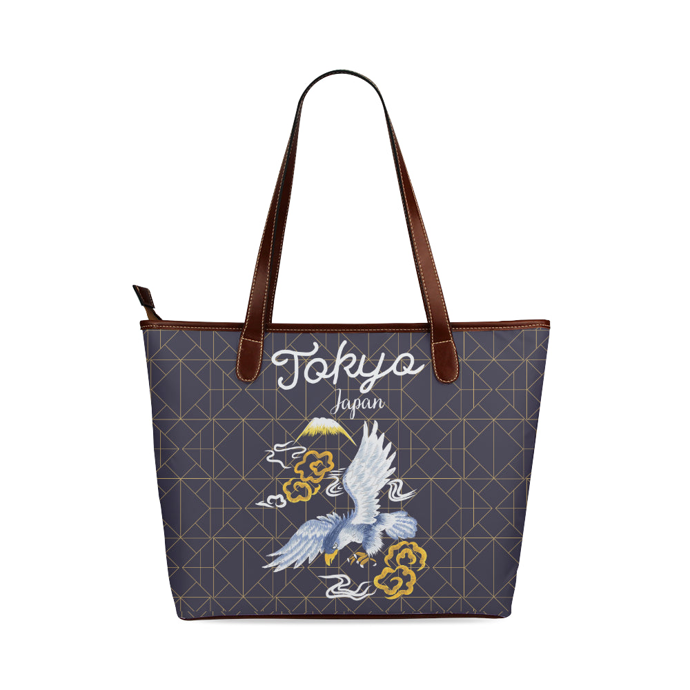 Eagle Toyko - Shoulder Tote Bag