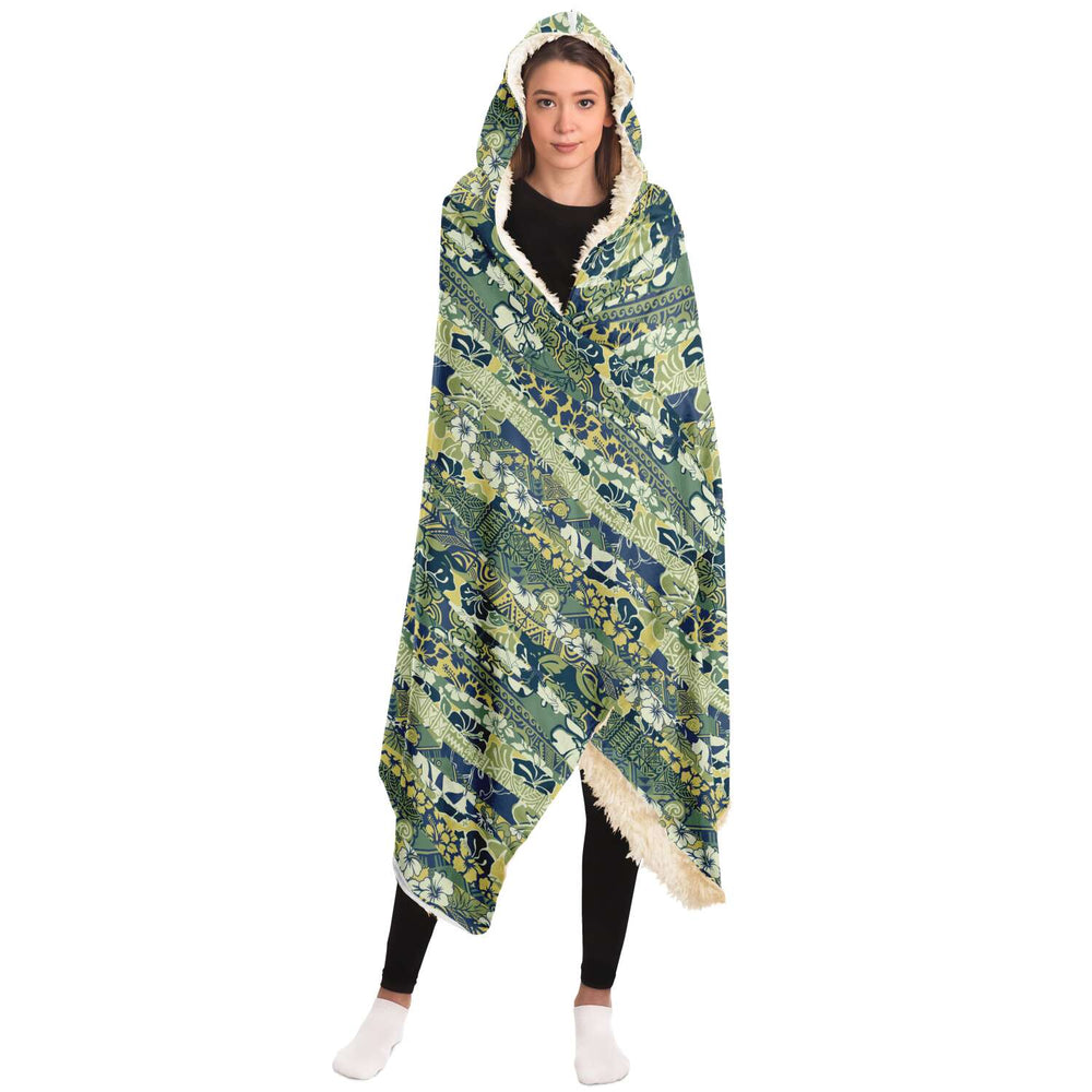 Japan (4) - Hooded Blanket