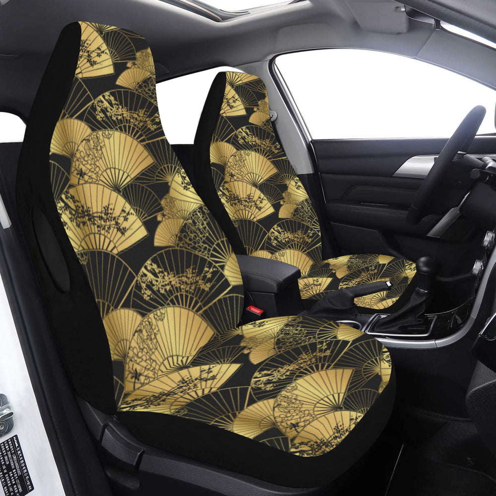 Fans - Car Seat Cover (Set of 2)