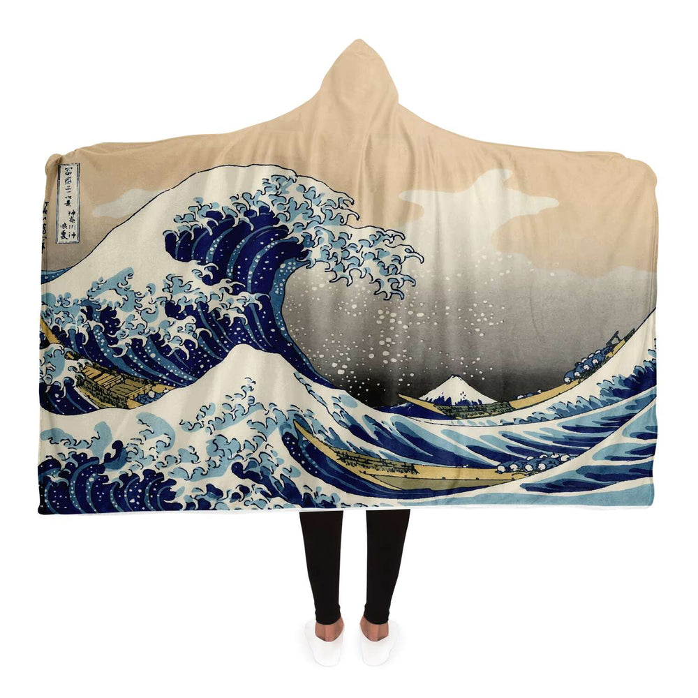 Japan (27) - Hooded Blanket