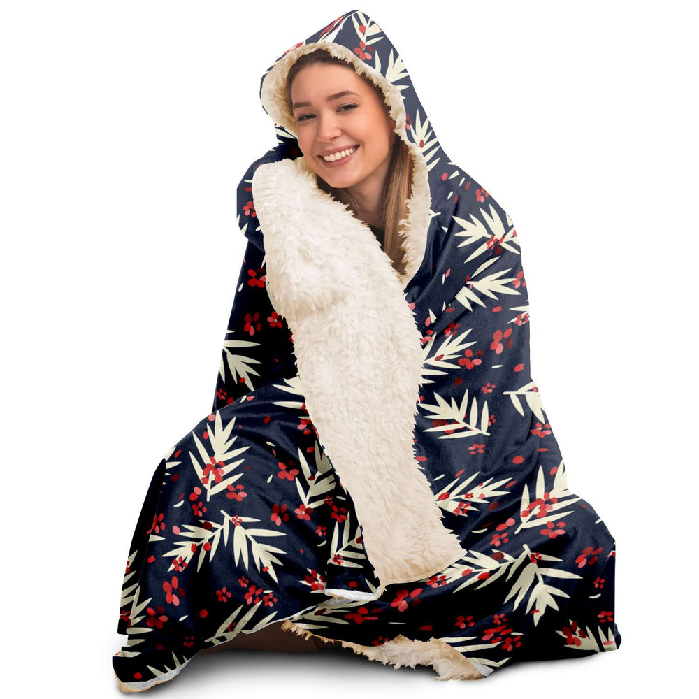 Japan (66) - Hooded Blanket
