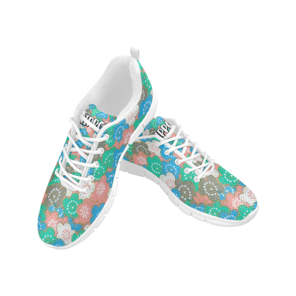 Tiny Flower - Women's Running Shoes
