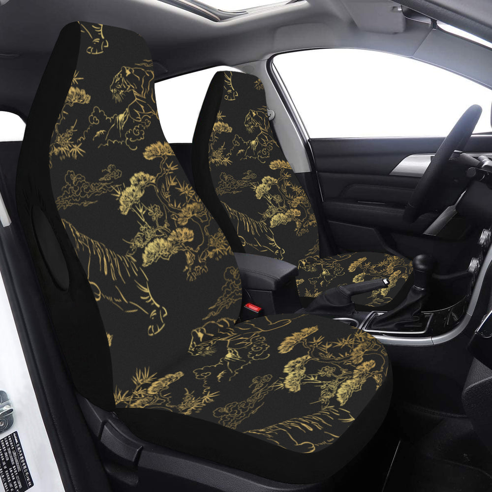 Tiger - Car Seat Cover (Set of 2)