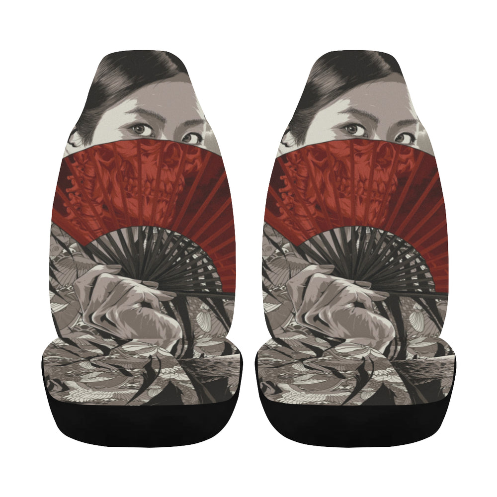 Lady - Car Seat Cover (Set of 2)
