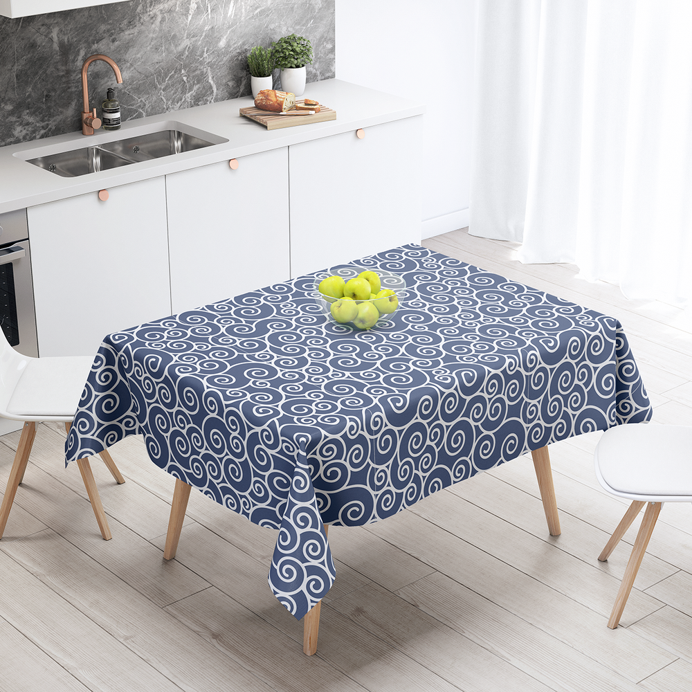 Japan (17) - Cotton Linen Tablecloth