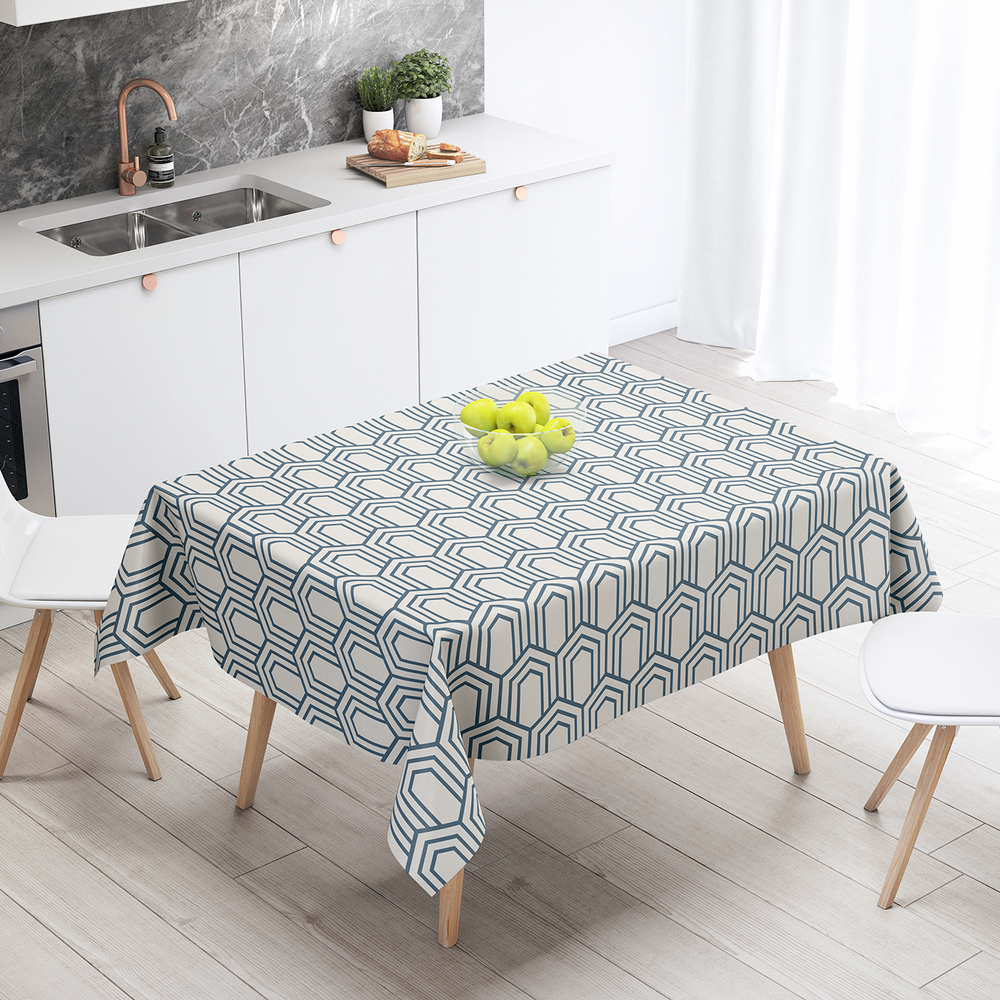 Japan (21) - Cotton Linen Tablecloth