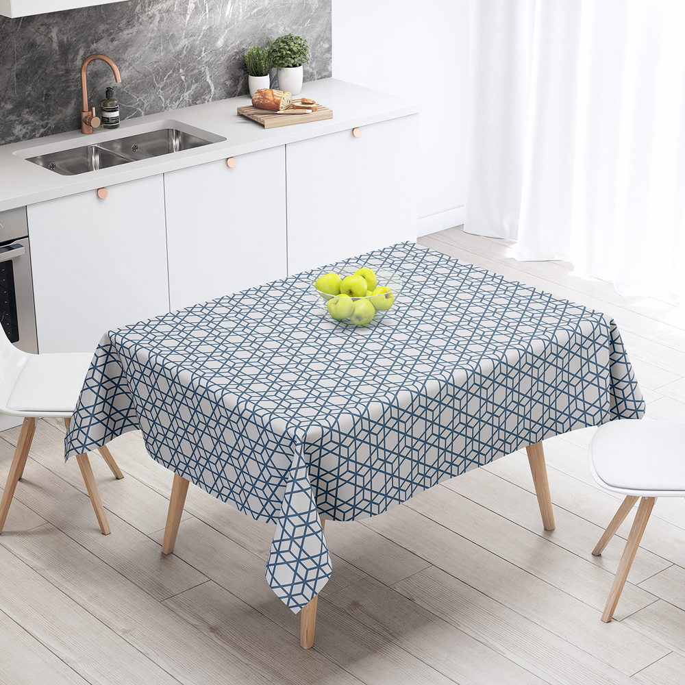 Japan (24) - Cotton Linen Tablecloth