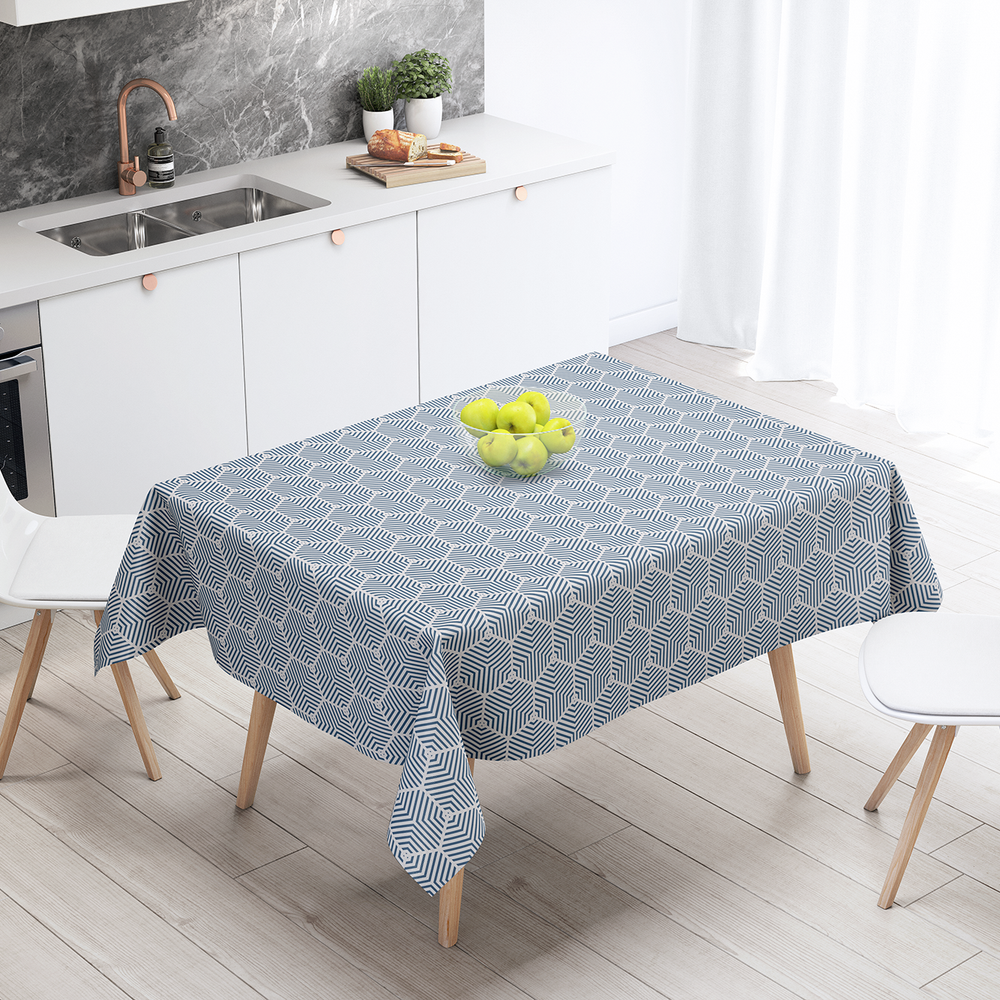 Japan (25) - Cotton Linen Tablecloth