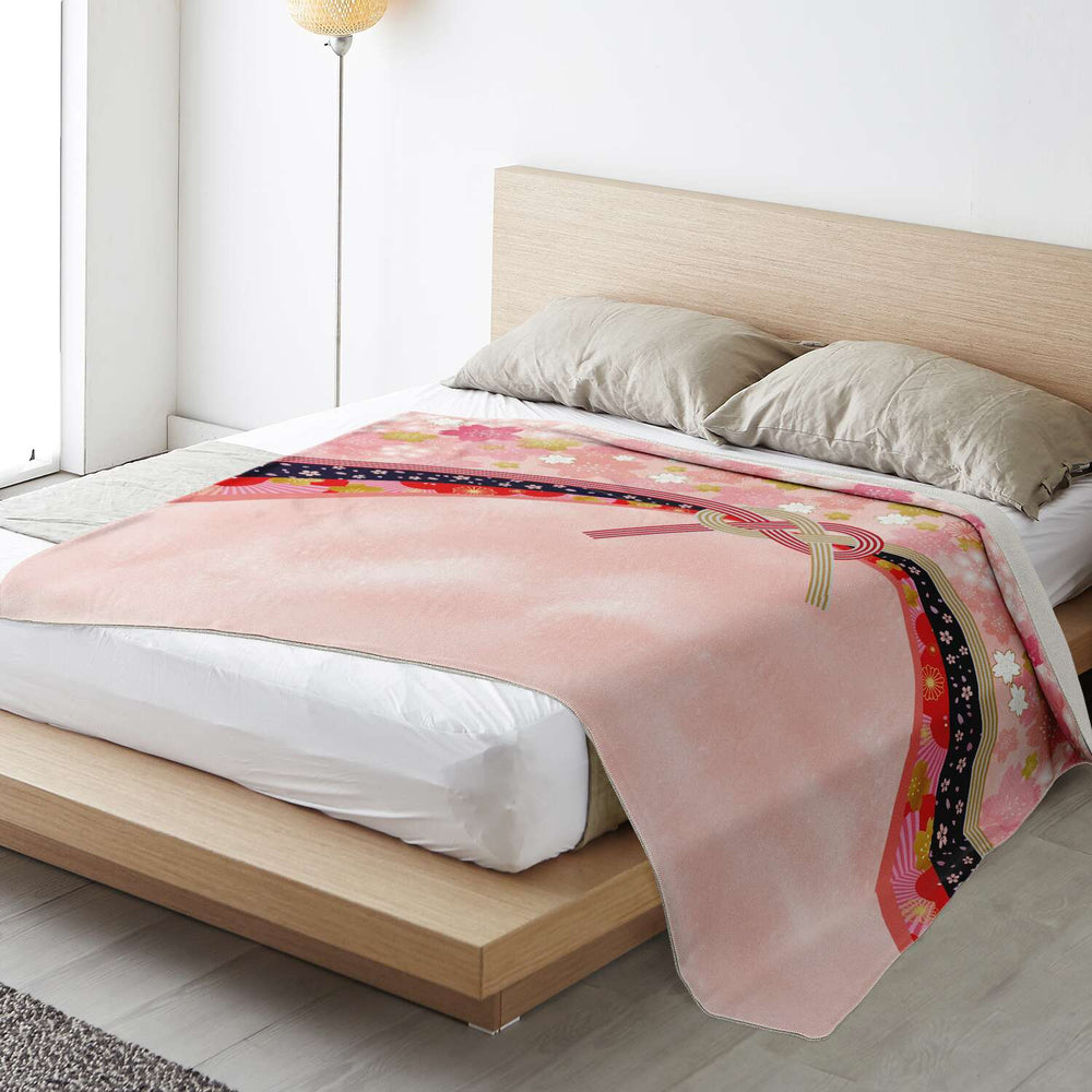 Japan (80) - Super Soft Plush Blanket