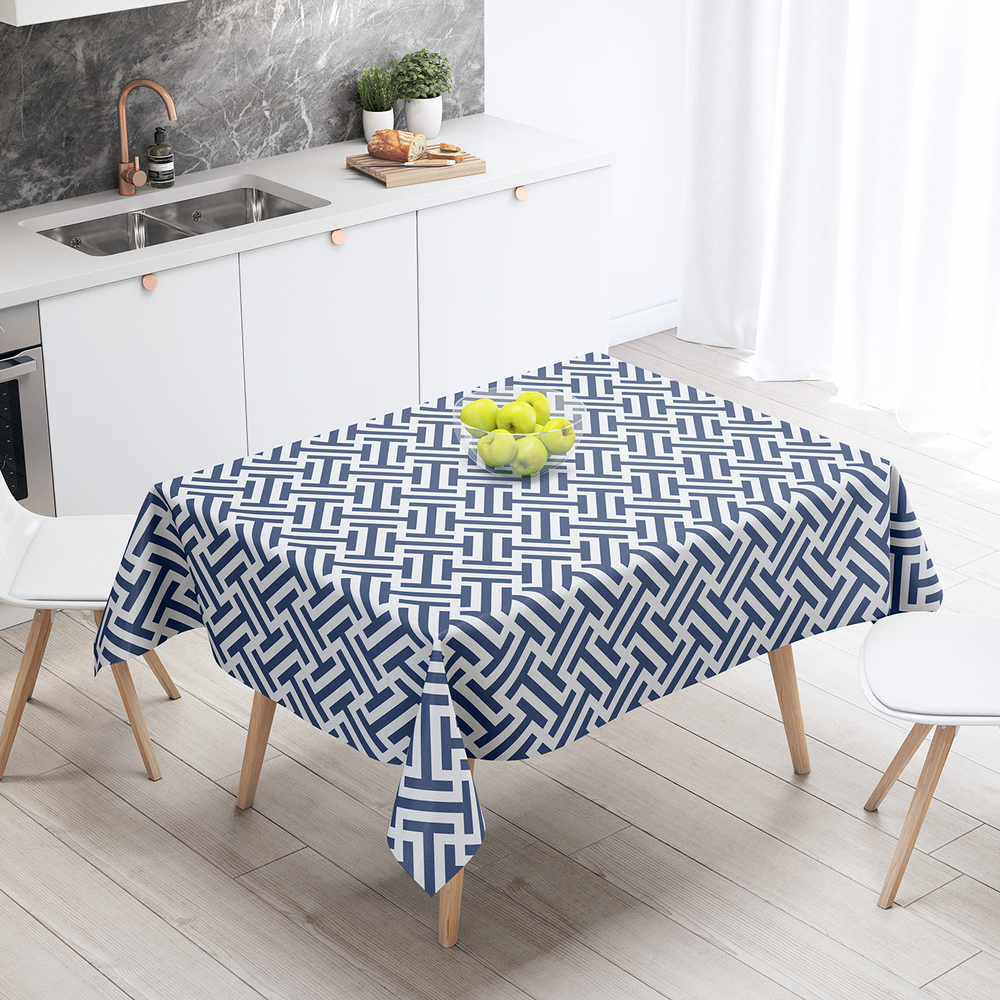 Japan (9) - Cotton Linen Tablecloth