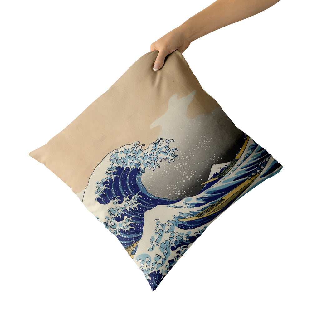 The Wave - Pillow Case