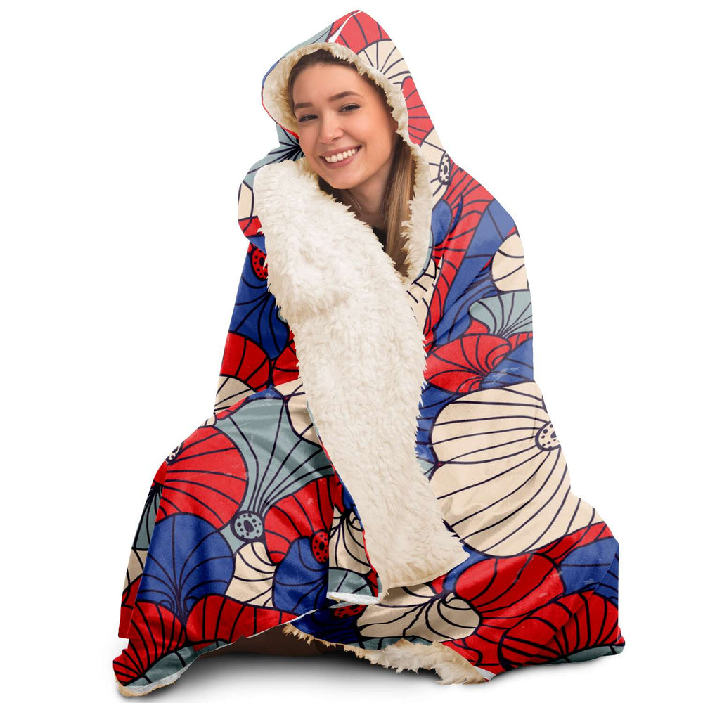 Japan (5) - Hooded Blanket