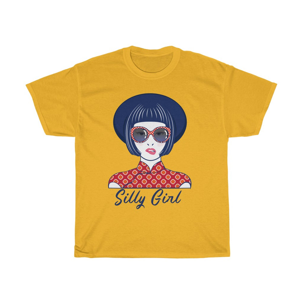 Silly Girl - Silly Shirt