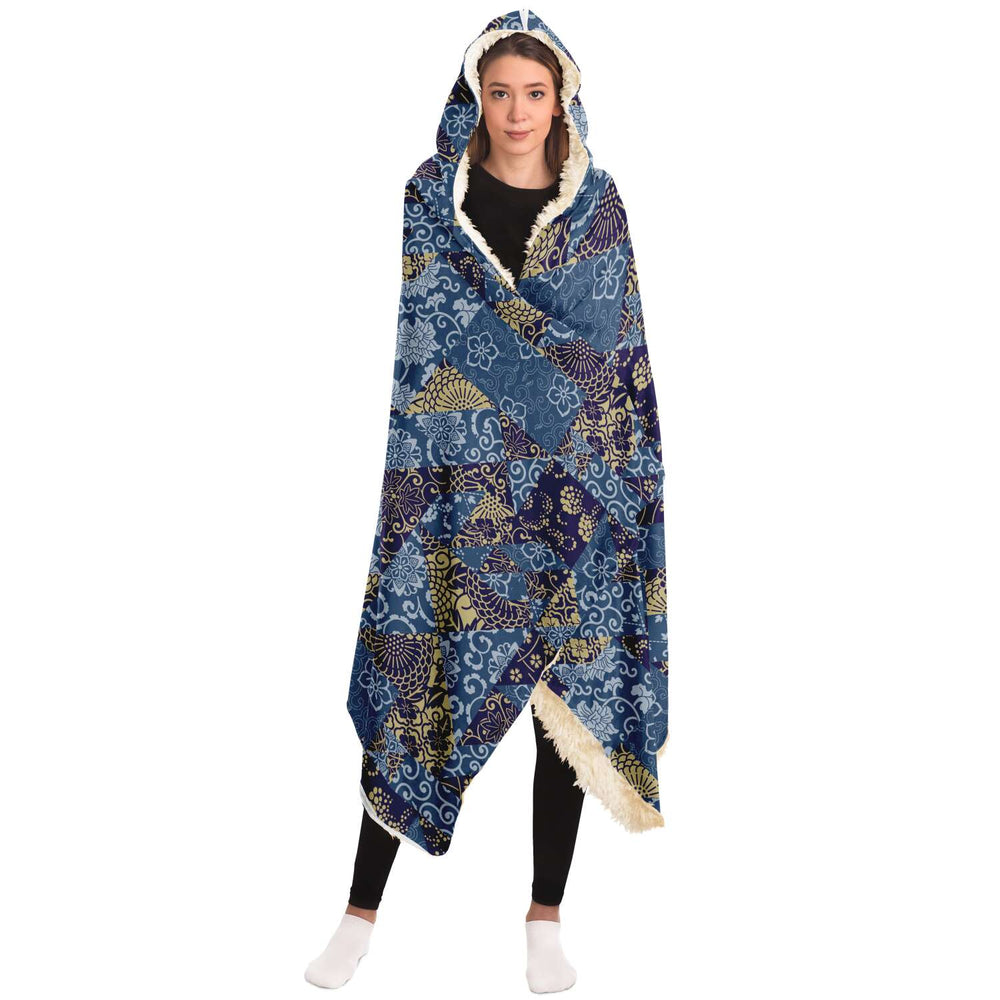 Japan (3) - Hooded Blanket
