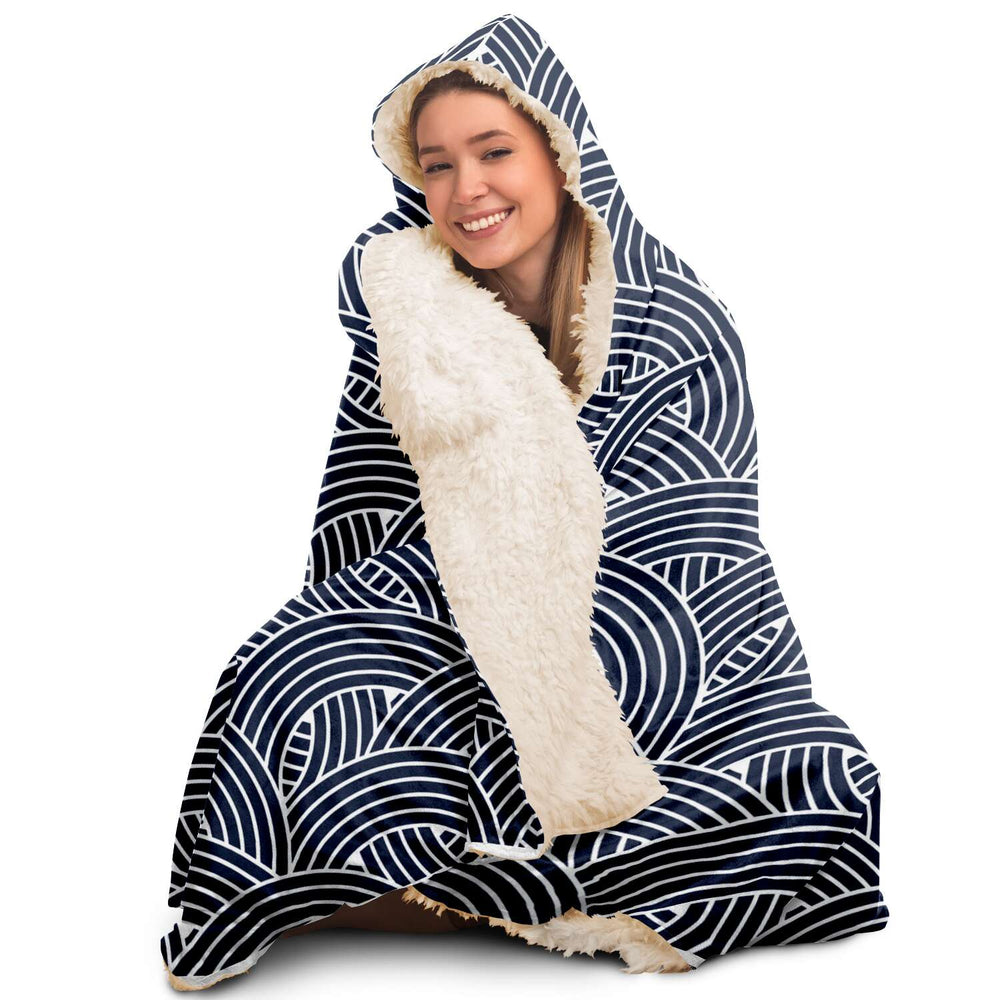 Japan (68) - Hooded Blanket