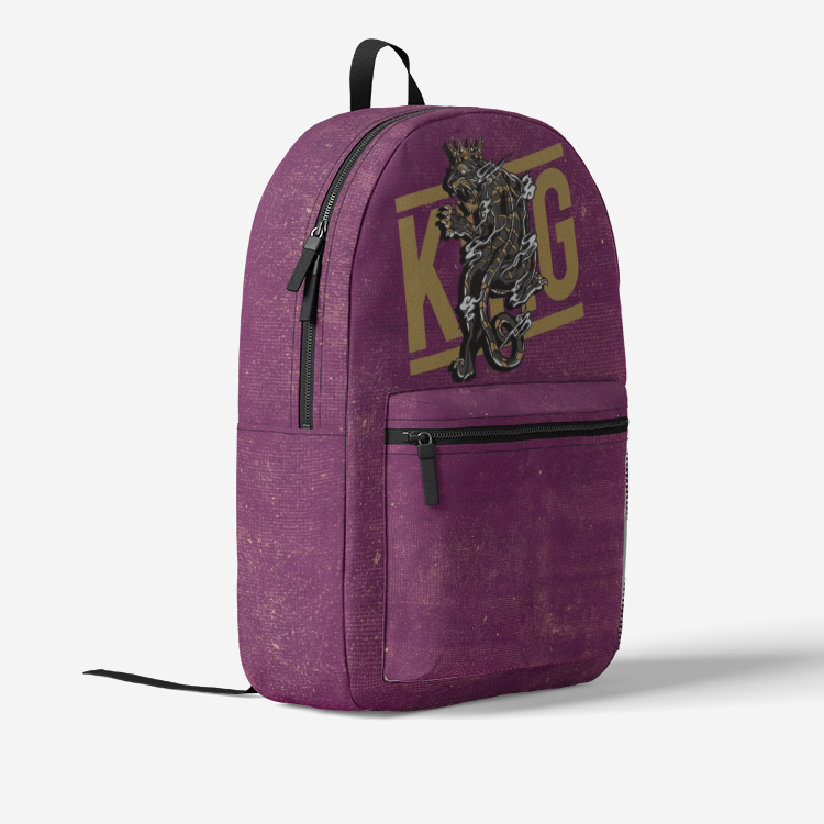 King - Trendy Backpack