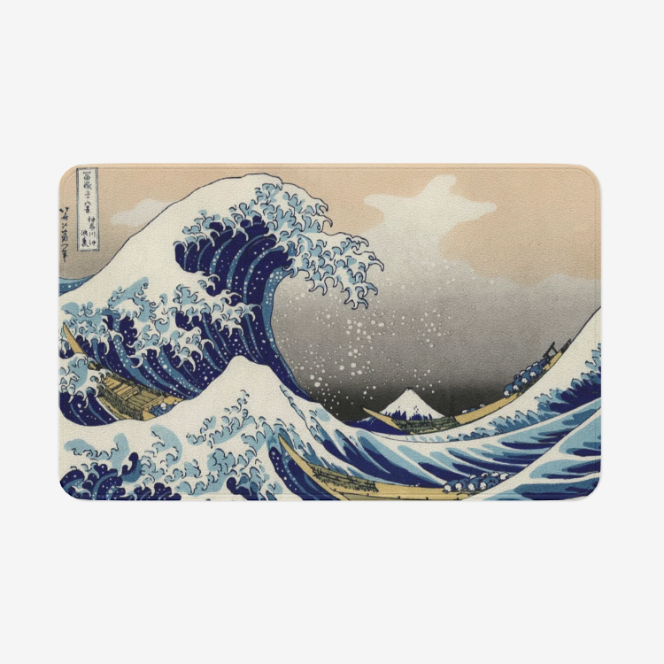 The Wave - Doormat