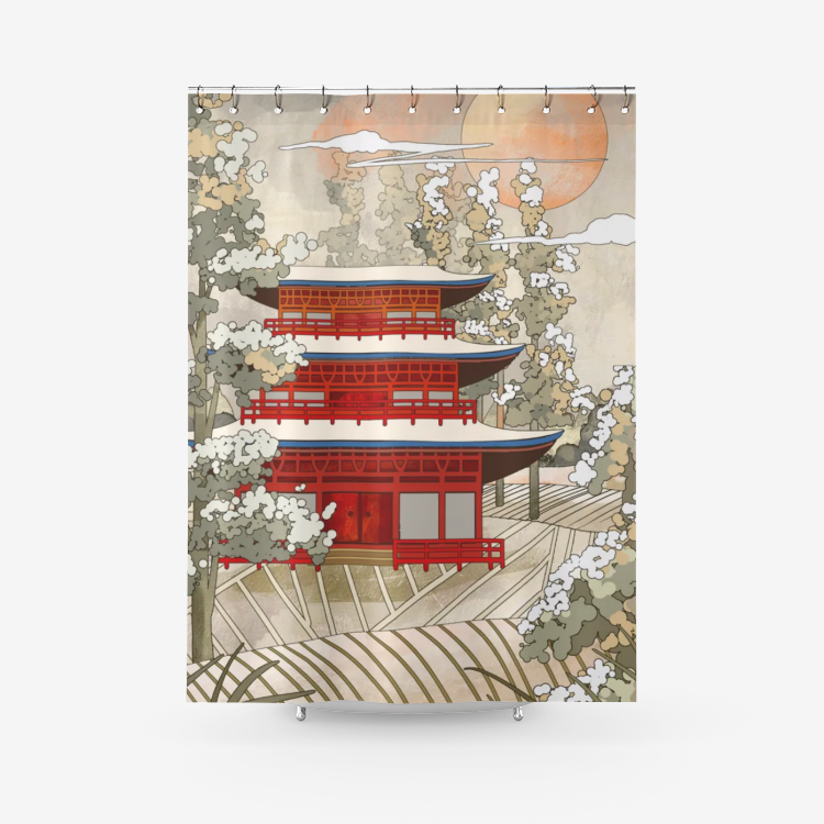 Tower - Shower Curtain