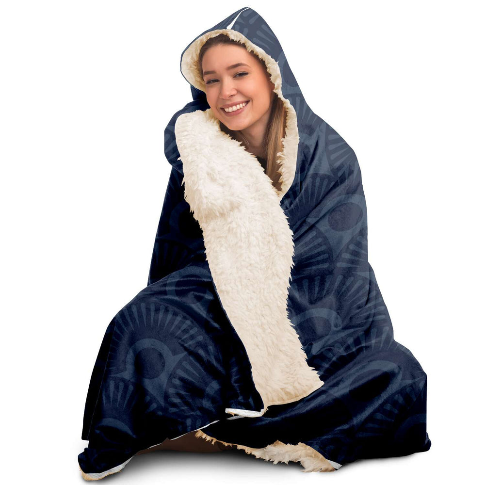 Japan (69) - Hooded Blanket