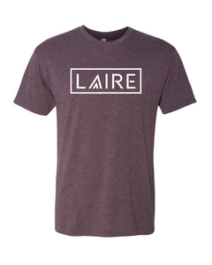 Super Soft Tri-Blend Unisex T-Shirt - Vintage Purple
