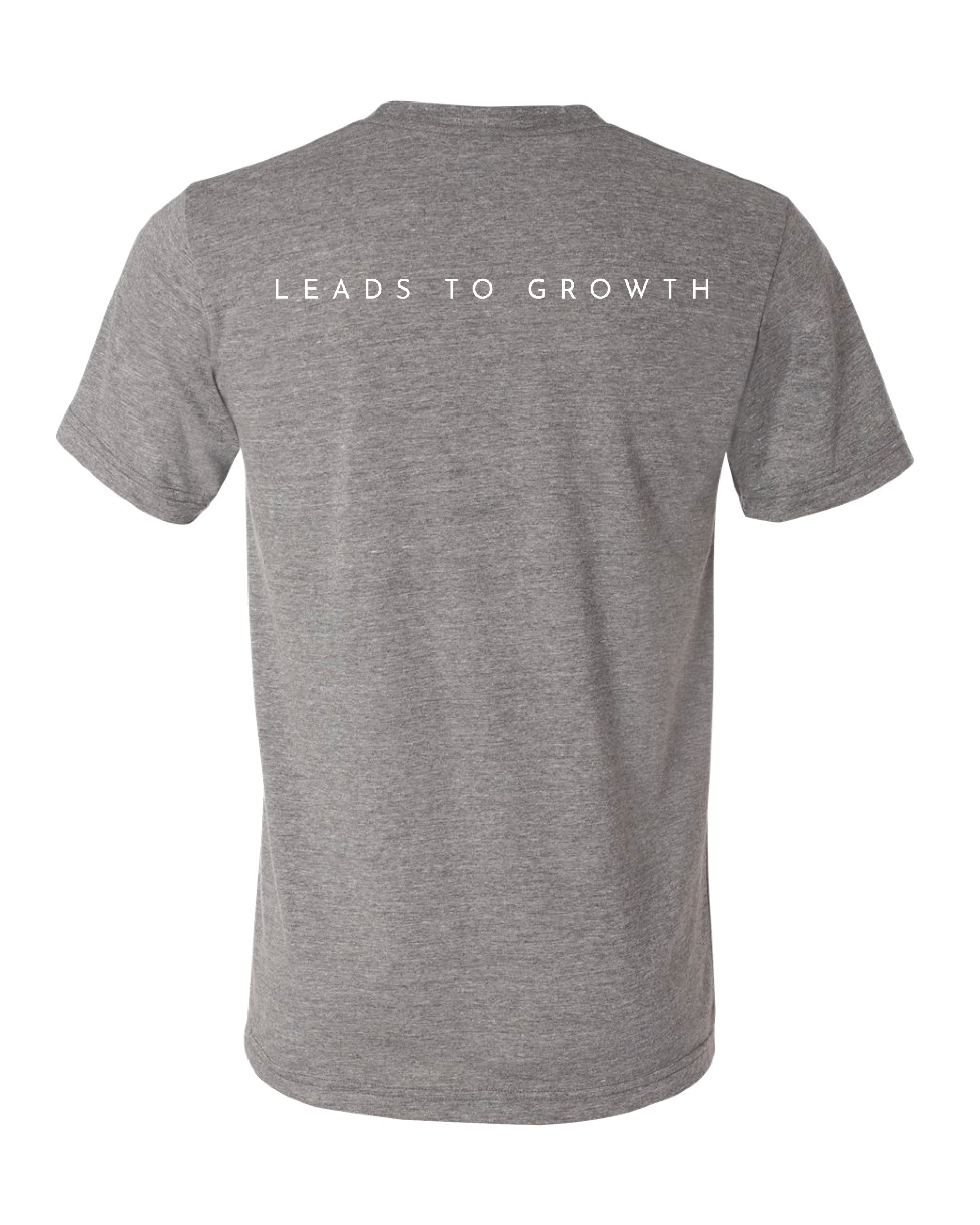 Super Soft Tri-Blend Unisex T-Shirt - Heather Grey