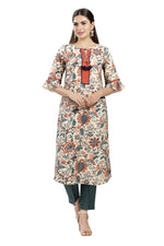 Chintz Printed Tunic