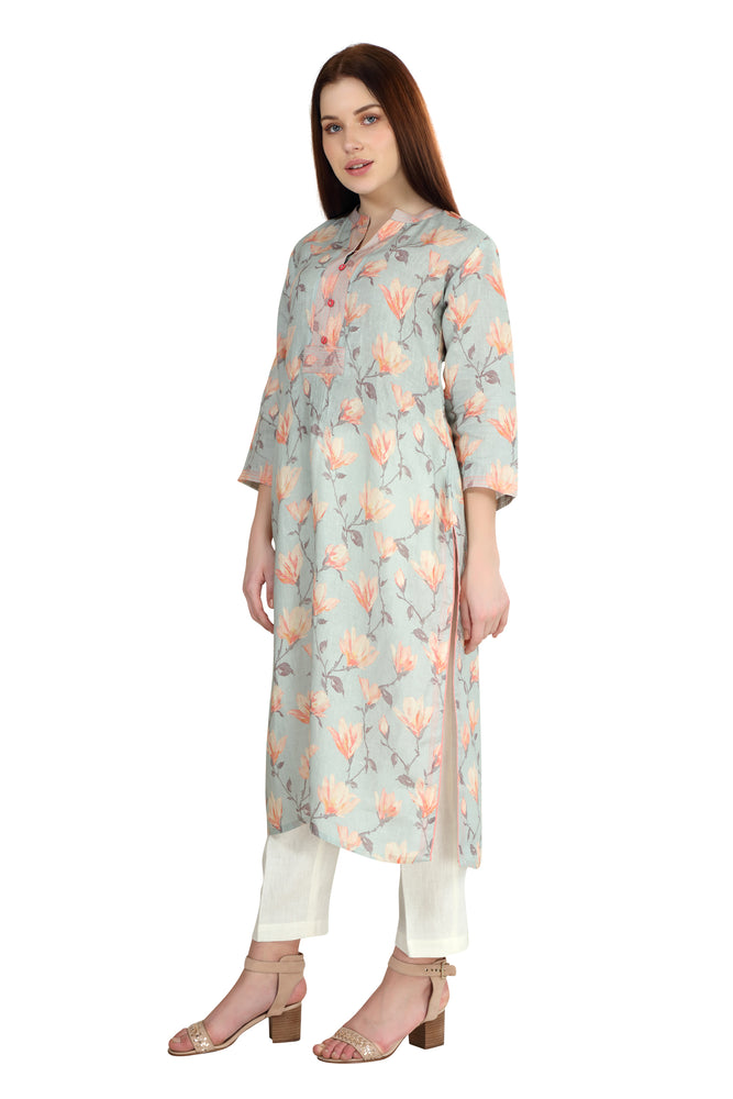 The Lotus Pond Tunic