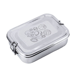 Stainless Steel Lunch Box / Snack Container