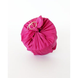 Gift Wrap - Hot Pink Silk