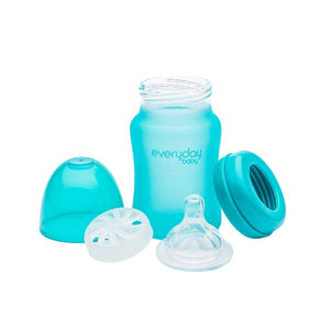 Glass Heat Sensing Baby Bottle - 150ml