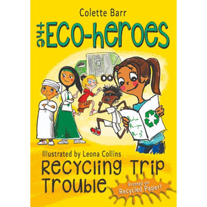 The Eco-heroes Recycling Trip Trouble (English)
