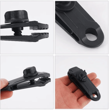 Load image into Gallery viewer, Reusable Heavy Duty Linoleum Clips