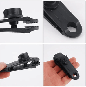 Reusable Heavy Duty Linoleum Clips