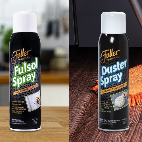Fuller Brush Company – Surface Cleaners