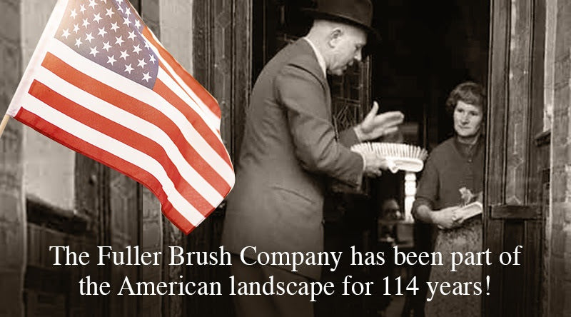 Fuller Brush Proudly Supports Products Made in the USA
