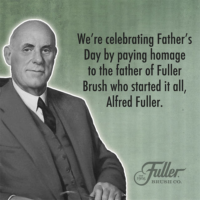 We're thankful for Fathers!