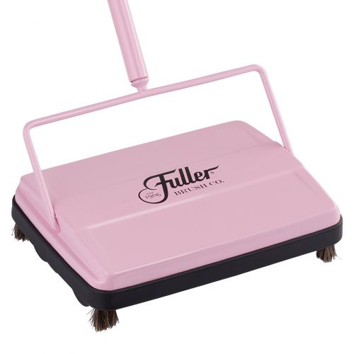 Electrostatic Carpet & Floor Sweeper - All Colors