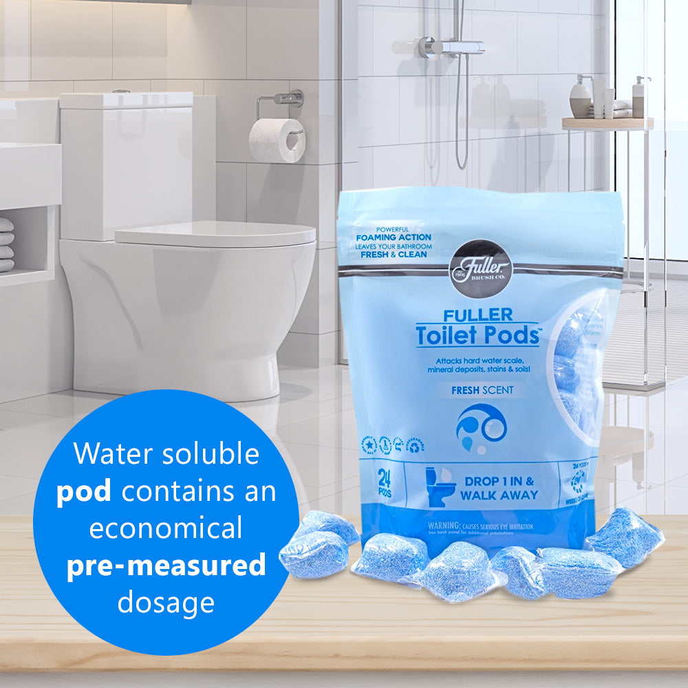 Toilet Pods® Drop in Toilet Bowl Cleaner
