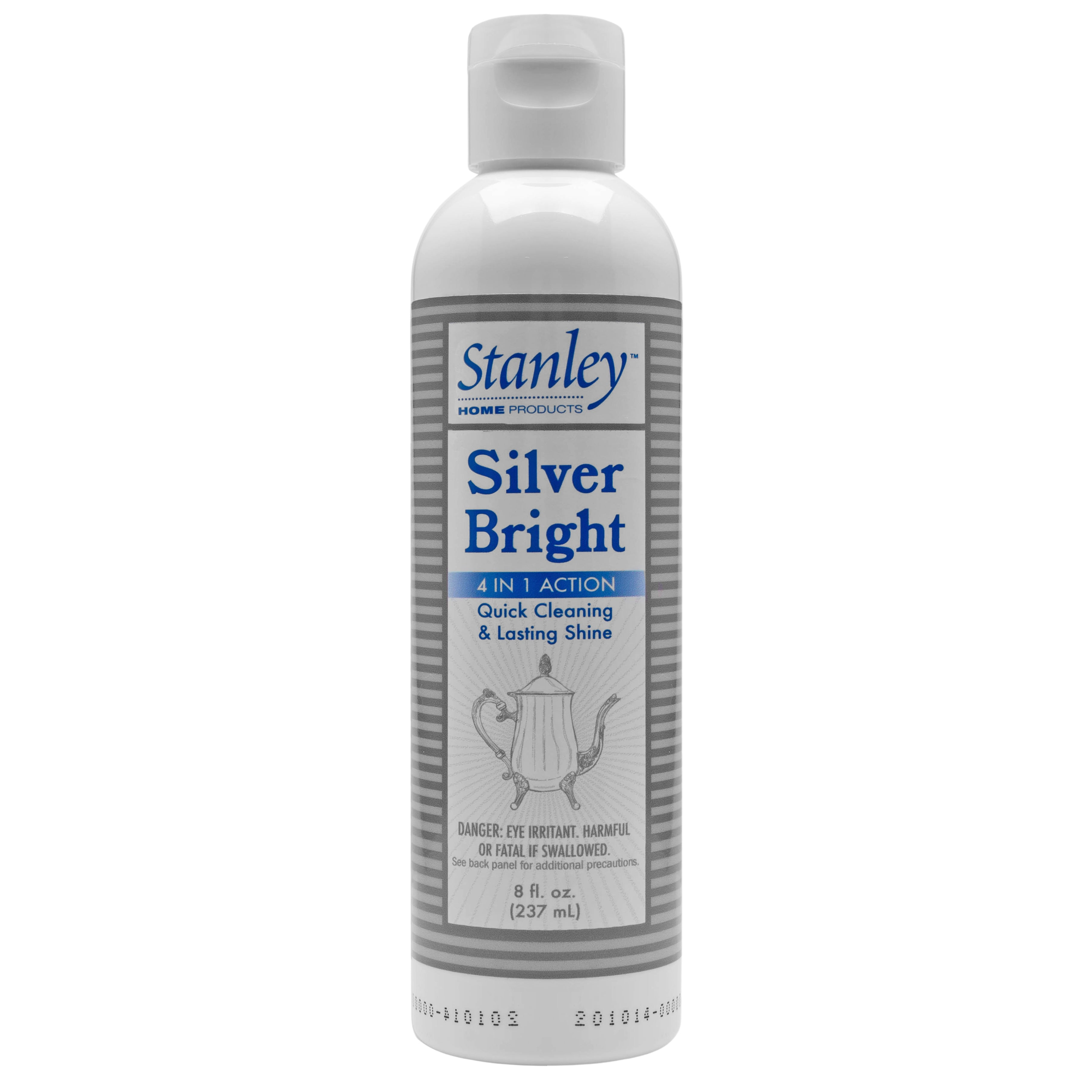Stanley Home Silver Bright- Silver Cleaner & Polish 8 FL Oz