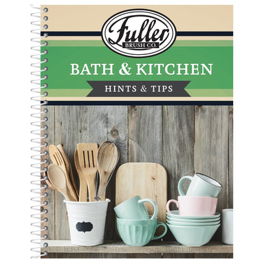 Bath & Kitchen Book-Fuller Books-Fuller Brush Company