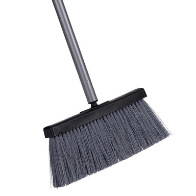 Black Slender Broom - Kitchen & Home Indoor Compact Broom-Brooms-Fuller Brush Company