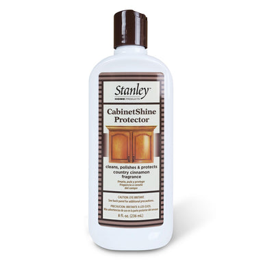 Cabinet Polish, Shine Protector & Conditioner For Kitchen Cabinets Wood Paneling-Polishes-Fuller Brush Company