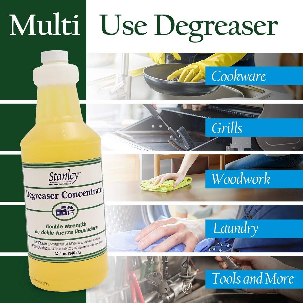 Degreaser Concentrate - Stubborn Grease Remover & Cleaning Solution-Degreasers-Fuller Brush Company