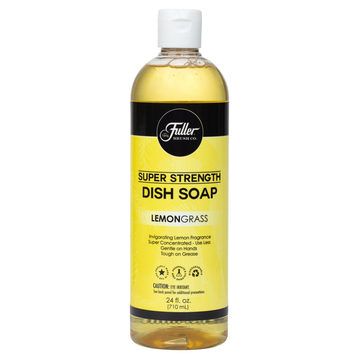 Dish Soap Super Strength – Refreshing Lemongrass Scent-Cleaning Agents-Fuller Brush Company