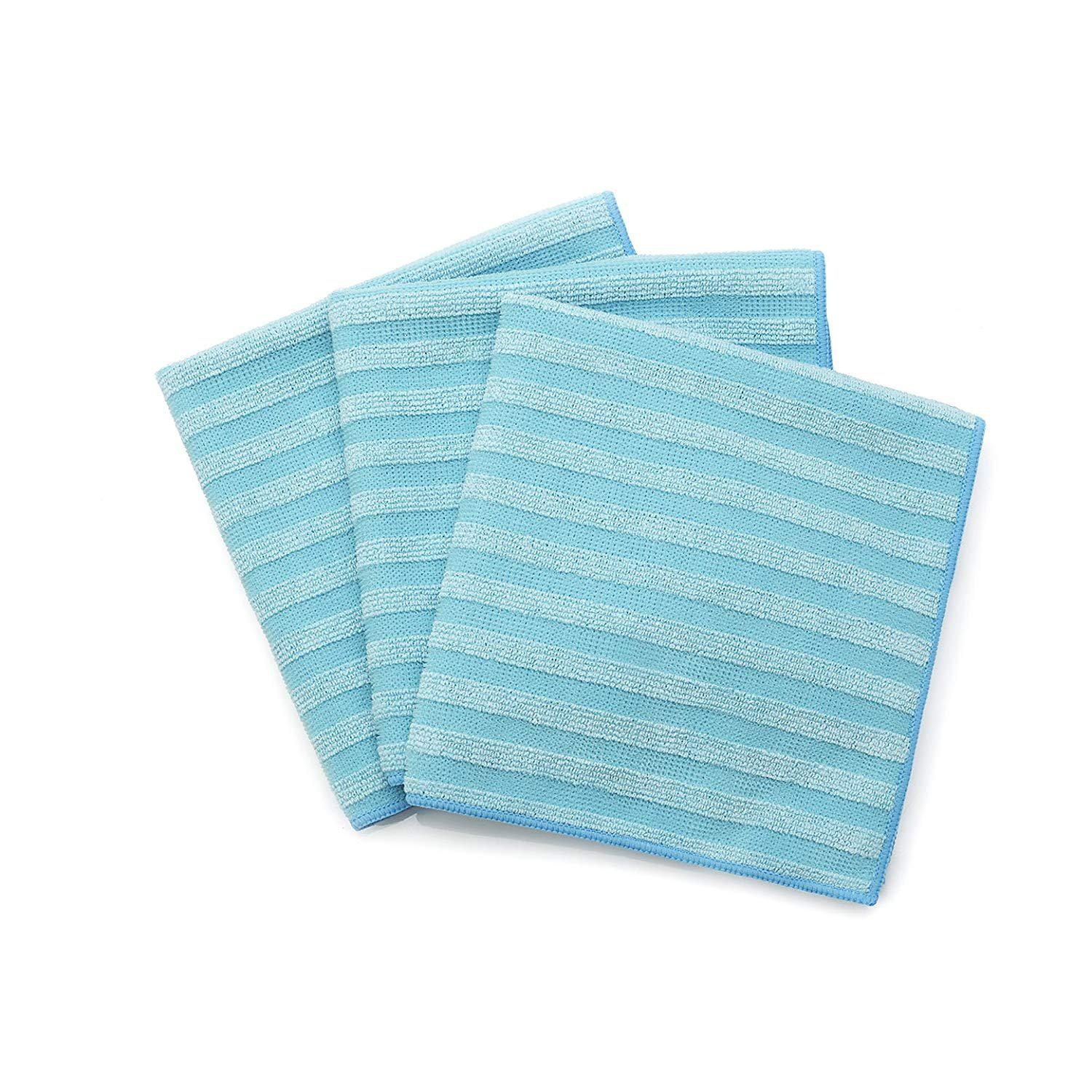 Dual Action Microfiber Cleaning Cloths (Pack of 3)-Other Cleaning Supplies-Fuller Brush Company