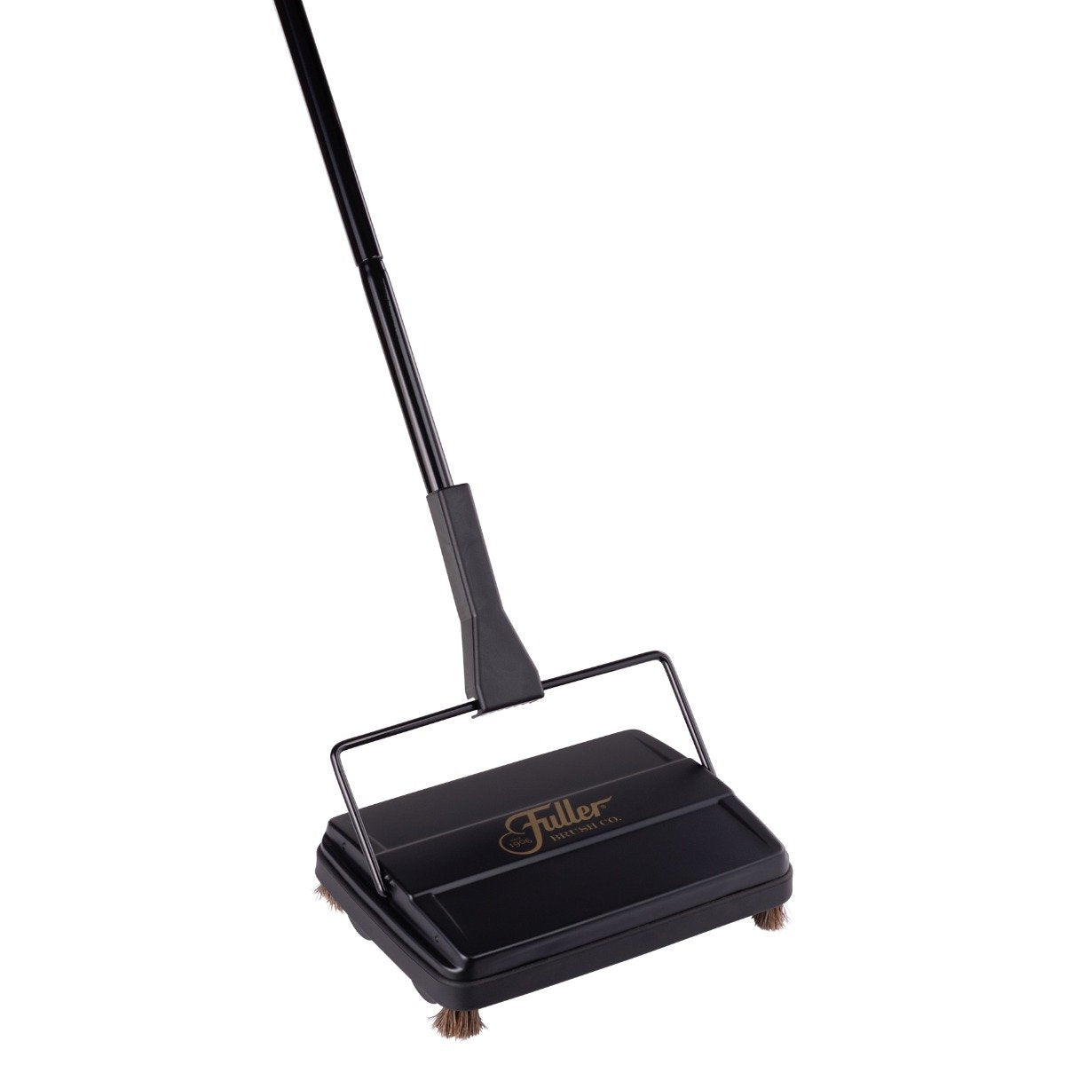 Electrostatic Carpet & Floor Sweeper - Black-Carpet Sweepers-Fuller Brush Company